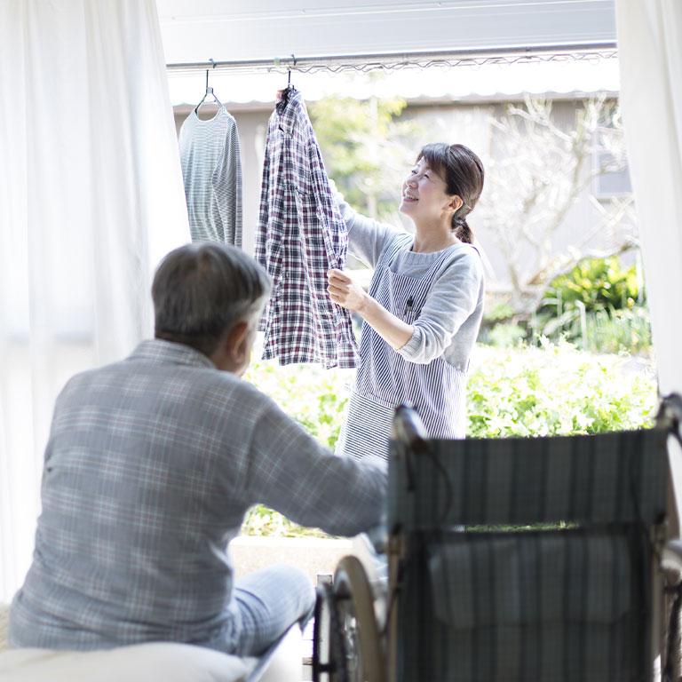 居宅サービスの特徴